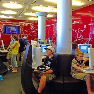 Интернет-кафе Минусинска