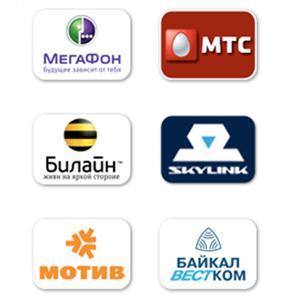 Операторы сотовой связи Минусинска