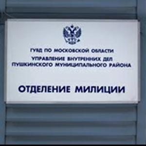 Отделения полиции Минусинска