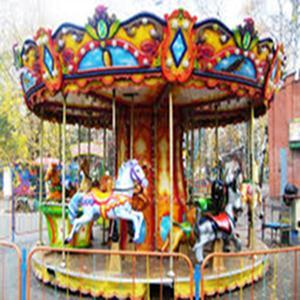 Парки культуры и отдыха Минусинска