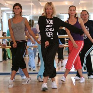 Школы танцев Минусинска