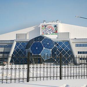 Спортивные комплексы Минусинска