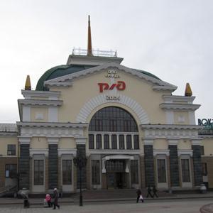 Железнодорожные вокзалы Минусинска